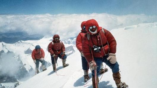 MOUNT EVEREST, HIMALAYAS - 1979